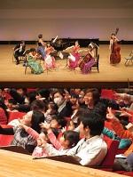 子どもも大人も楽しくクラシック 音楽のおくりもの わいわいコンサート